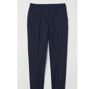H&M Ankle-Cropped Suit Pants